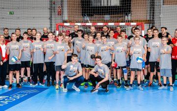 Gruppenfoto Digital Sports Camp 2019