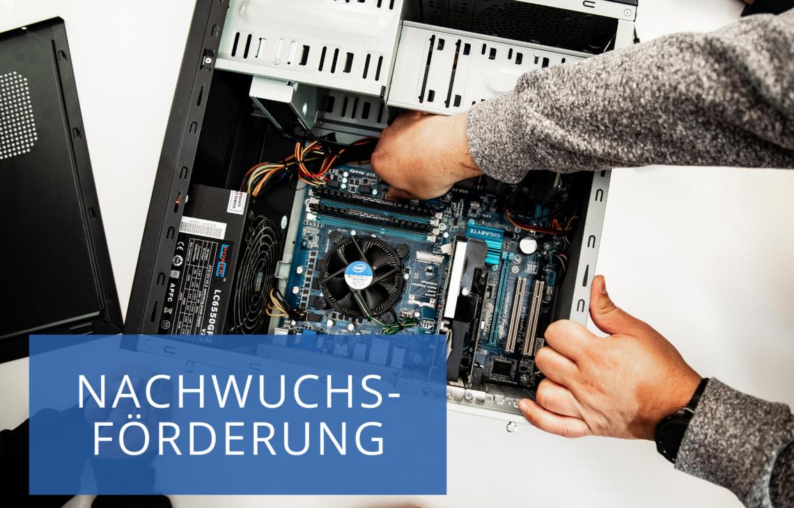 Deutsche Meisterschaft IT Network Systems Administration - Skill 39