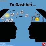 """1. virtuelles """"zu Gast bei ..."""" in 2021"""