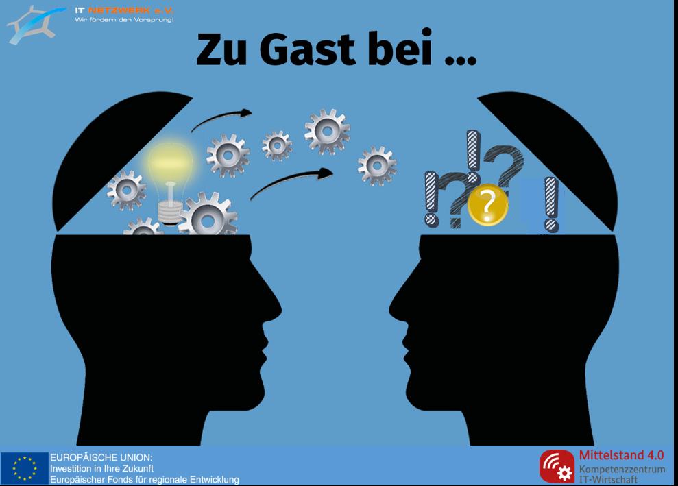 """2. virtuelles """"zu Gast bei ..."""" in 2021"""