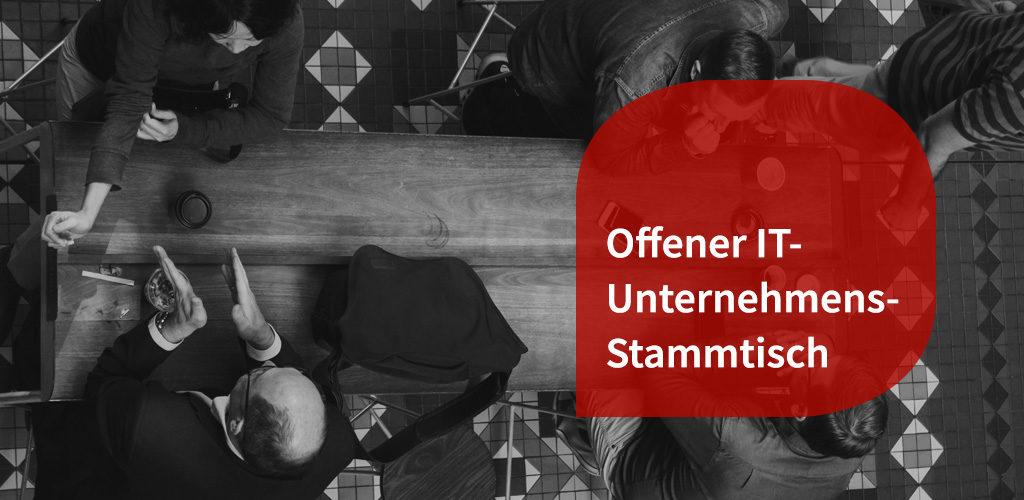 """Online-Meet-Up: IT-Stammtisch zum Thema """"Nachhaltigkeit & Digitalisierung"""""""