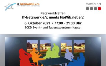 "Netzwerktreffen ""IT-Netzwerk e.V. meets MoWiN.net e.V."